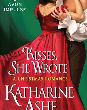 Review: Kisses, She Wrote by Katharine Ashe