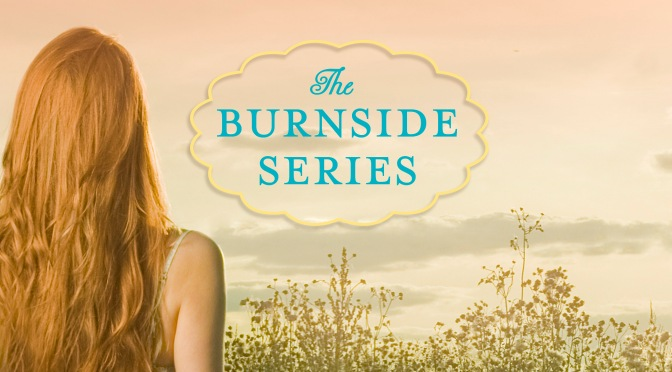 Virtual Book Tour: LIVE: THE BURNSIDE SERIES by Mary Ann Rivers (Review & Giveaway)