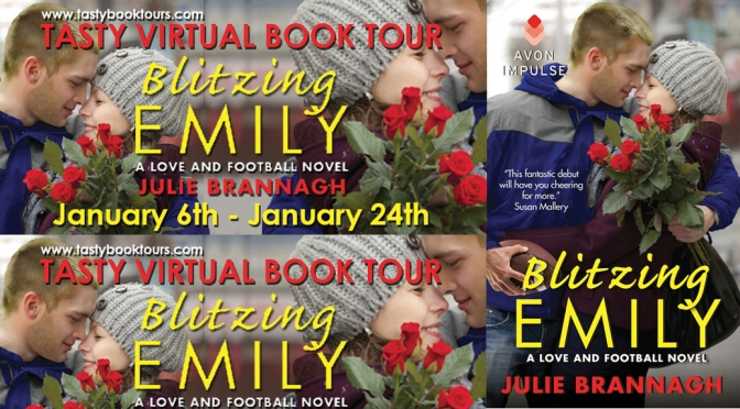 Virtual Book Tour: BLITZING EMILY by Julie Brannagh (Review & Giveaway)