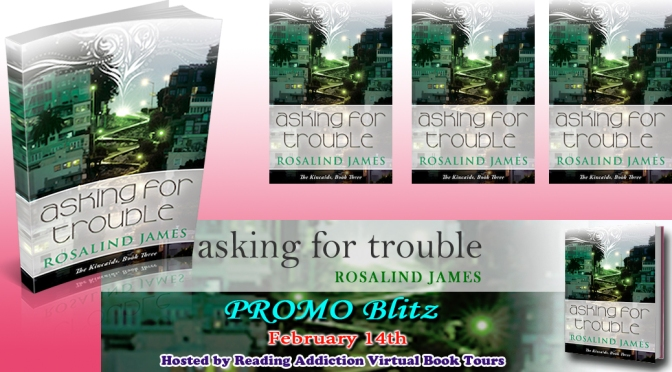 Blurb & Excerpt: ASKING FOR TROUBLE by Rosalind James