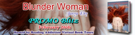 blunder woman banner