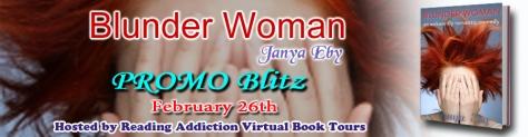 blunder woman banner