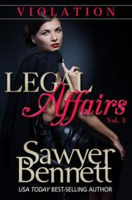 legal affairs violation