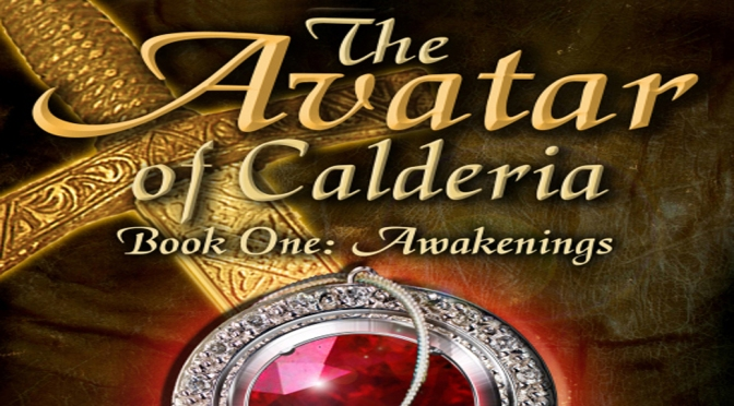 Guest Post, Excerpt, & Giveaway: THE AVATAR OF CALDERIA by David M. Echeandia