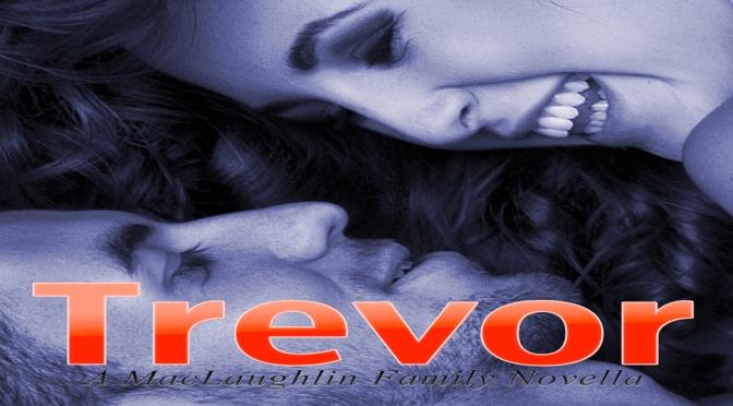 Excerpt & Giveaway: TREVOR by Krystal Shannan