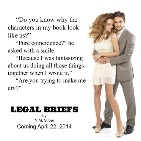 Dream Cast Teaser Giveaway Legal Briefs By Nm Silber Girl