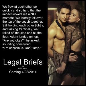 legal briefs teaser