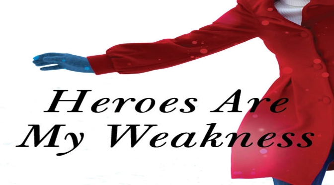 Review, Excerpt, & Giveaway: HEROES ARE MY WEAKNESS by Susan Elizabeth Phillips