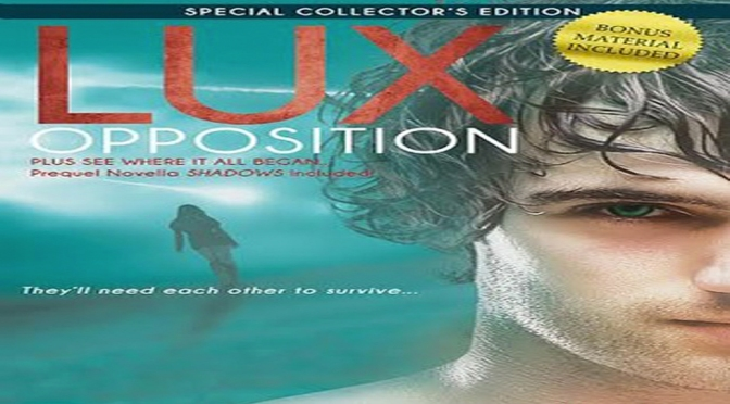 Excerpt & Giveaway: OPPOSITION by Jennifer L. Armentrout