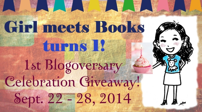 It's Been One Year! a.k.a. My 1st Blogoversary!