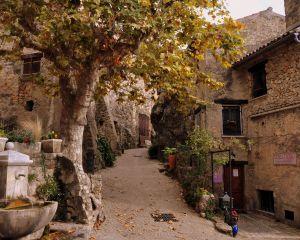 Tourtour-Provence-Alpes-Côte-dAzur-France