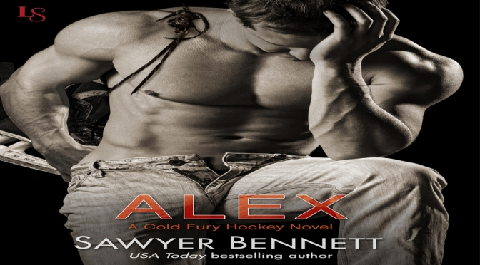 Review & Giveaway: ALEX by Sawyer Bennett