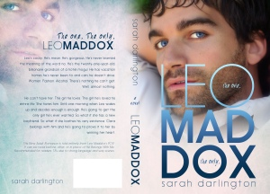 Leo Maddox by Sarah Darlington FULL COVER