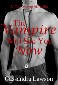 Front Cover Vampire Will C U Now