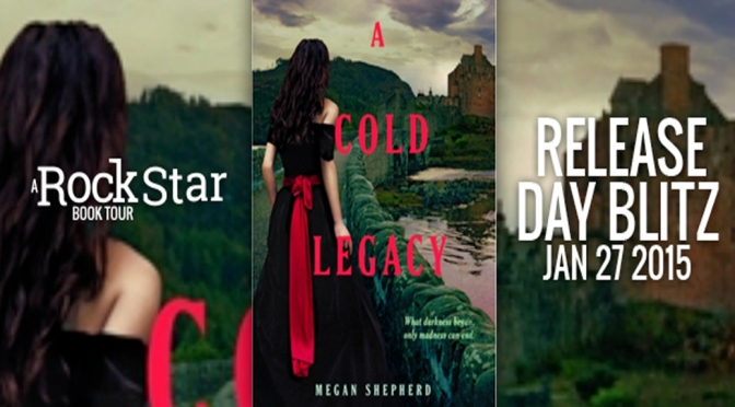 Excerpt & Giveaway: A COLD LEGACY by Megan Shepherd