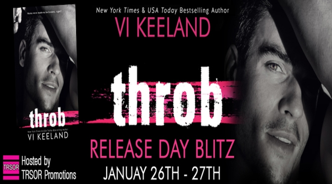 Excerpt & Giveaway: THROB by Vi Keeland