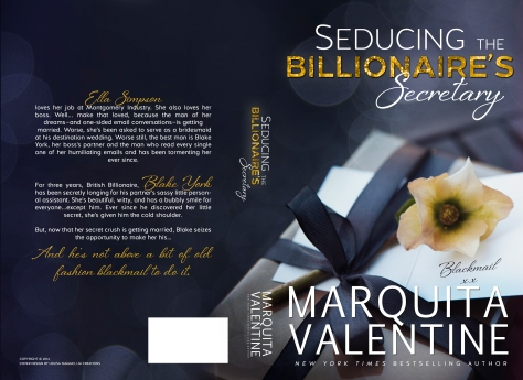 ALTERNATE SEDUCING THE BILLIONAIRES Secretary MARQUITA VALENTINE