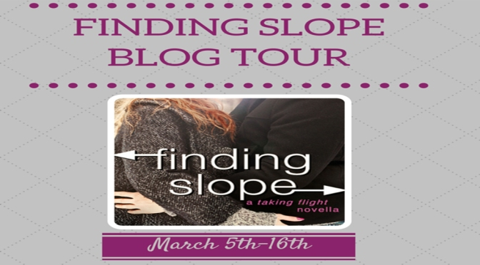 Interview & Giveaway: FINDING SLOPE by Erin Brown
