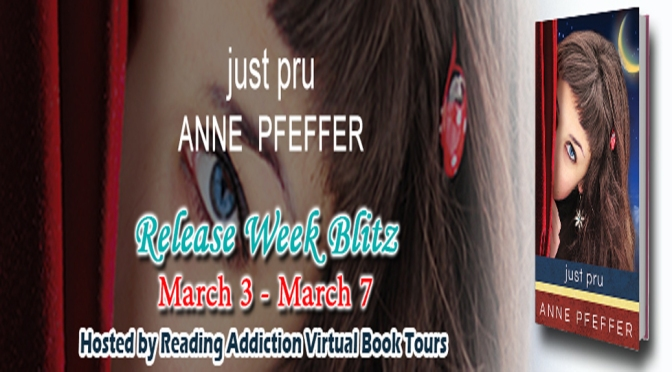 Excerpt & Giveaway: JUST PRU by Anne Pfeffer