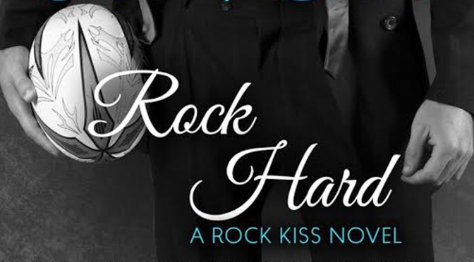 Cover Reveal & Giveaway: ROCK HARD by Nalini Singh