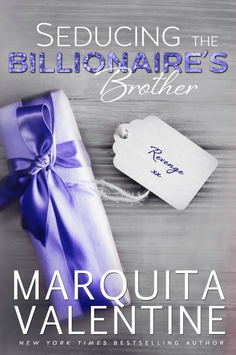 SEDUCING THE BILLIONAIRES Brother MARQUITA VALENTINE BARNES AND NOBLE EBOOK COVER