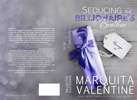 SEDUCING THE BILLIONAIRES BROTHER MARQUITA VALENTINE