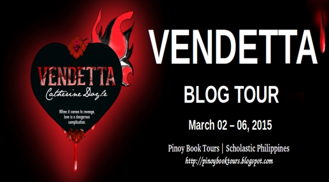 Guest Post: VENDETTA by Catherine Doyle