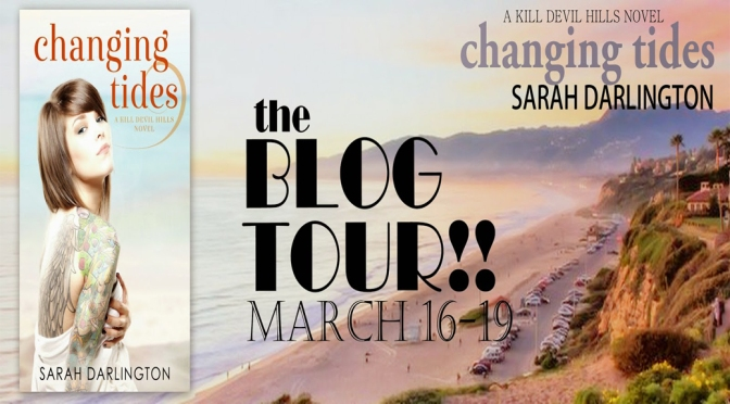 e-ARC Review & Giveaway: CHANGING TIDES by Sarah Darlington