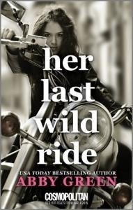 her last wild ride