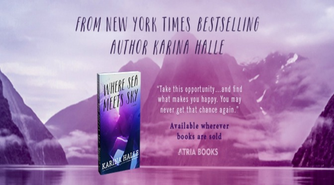 Excerpt: WHERE SEA MEETS SKY by Karina Halle