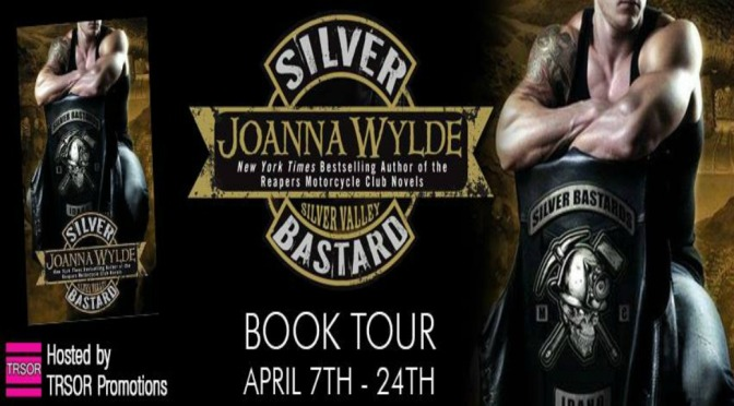 Excerpt, & Giveaway: SILVER BASTARDS by Joanna Wylde