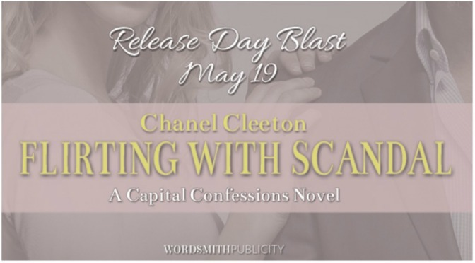 Excerpt & Giveaway: FLIRTING WITH SCANDAL by Chanel Cleeton