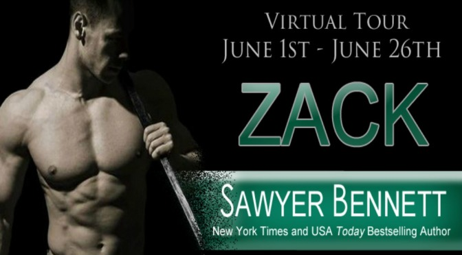 Excerpt & Giveaway: ZACK by Sawyer Bennett