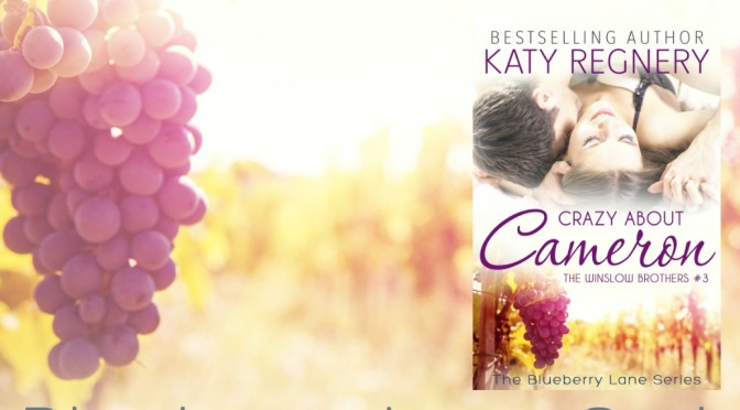 e-ARC Review: CRAZY ABOUT CAMERON by Katy Regnery