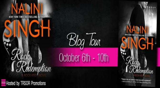 e-ARC Review, Excerpt, & Giveaway: ROCK REDEMPTION by Nalini Singh