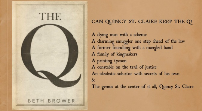 Review: The Q by Beth Brower